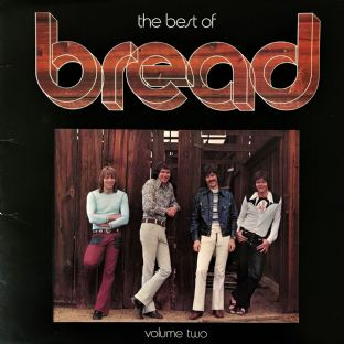 Bread - The Best Of Bread Volume Two (LP) (VG/VG-)